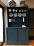Aubusson Blue Annie Sloan Chalk Paint Dresser