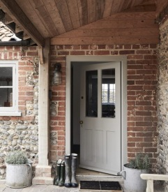 Country Cottage Entrance Porch