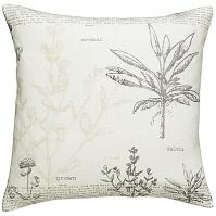 Botanical prints cushions (John Lewis)