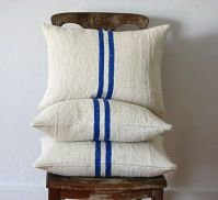 Vintage Coastal Cushions from Etsy