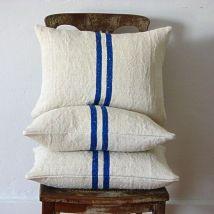 Vintage Coastal Cushions from Etsy