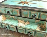 Make a statement with furniture. completelycoastal.com