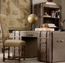 A vintage style study. redrif.com