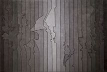 Urban Time Zone and City rug map by 4 O Nine