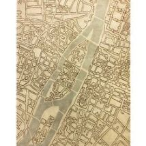 City rug map design Pinterest