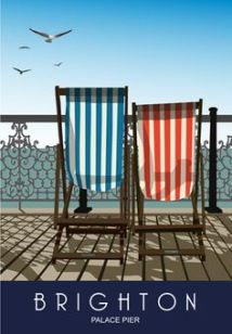 Brighton Pier Painting