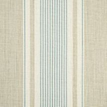 Grey and blue stipped fabric - Vanessa Arbuthnott