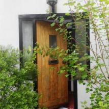 Existing Front Door