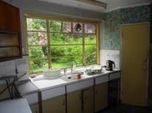 Kitchen, maybe last refitted in the 60's?