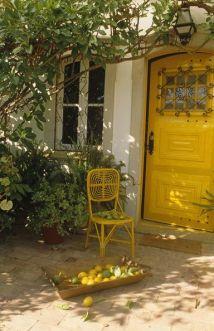 Add impact to your front door