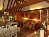 The cosy Tea Room