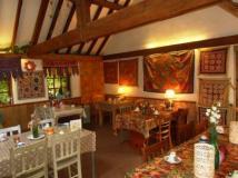 The cosy Tea Room