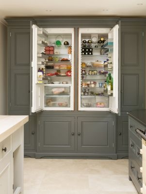 Integrated Kitchen Appliances House Planning The Design Kitchen Sarah Maidment Interiors