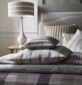 Changing your bedding can instantly change the style and mood of your bedroom.