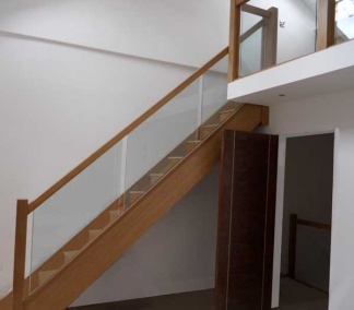 Glass balustrade -pinterest