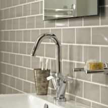 Inspired by the 1930's Metro Retro Tiles from Fired Earth