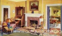 A cosy living room 1930's