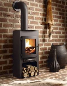 Free Standing Wood Stoves Country Fireplace  Tattoo ...