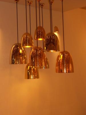 Gorgeous Copper lights from the Original BTC Lighting Company