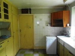 Kitchen in old house