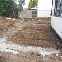 footings- concrete - foundations