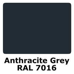 RAL Universal colour chart of RAL 7016 from Google search