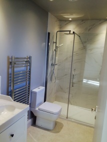Completed Guest En- Suite