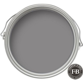 Mole's Breath paint by Farrow and Ball