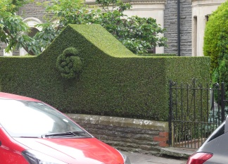 Kerb Appeal - a Celtic knot