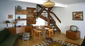 Living Room from 1965 Geffrye Museum