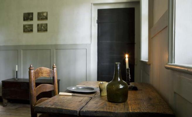 Alms House Interior Geffrye Museum