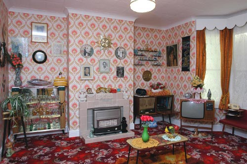 West Indian Front Room