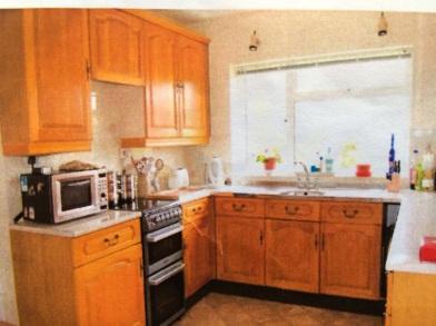 1980's kitchen