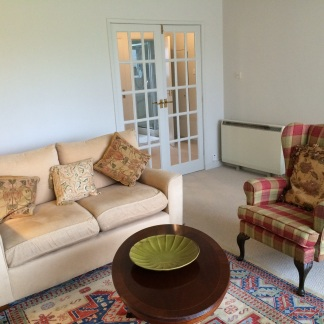 After - A light and spacious living room.