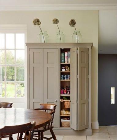 Free standing larder cupboard by Martin Moore