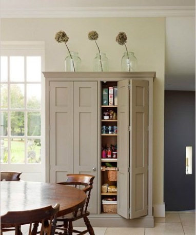 Free standing larder cupboard by Martin Moore