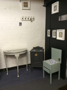 Bespoke upcycled furniture by Piece Unique