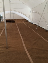 Before - An Empty Marquee
